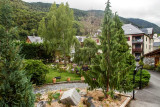 HOTEL MIR - VUE DEPUIS BALCON COSY