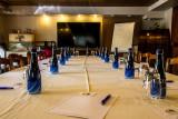 TABLE SALLE SEMINAIRE-HOTEL MIR