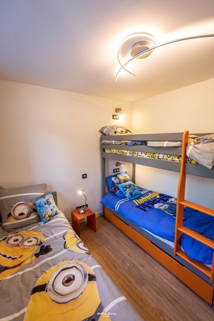 BRUN Chalet Cosy @Birrien chambre 3 lits en 80 WEB