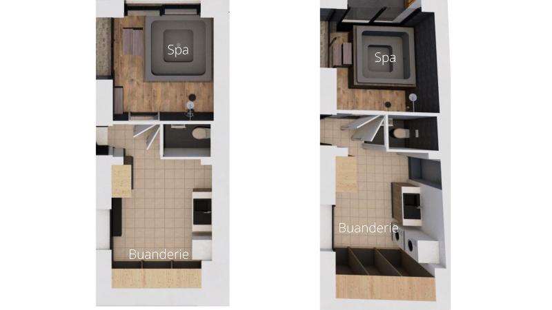 Vue 3D Communs intérieurs web